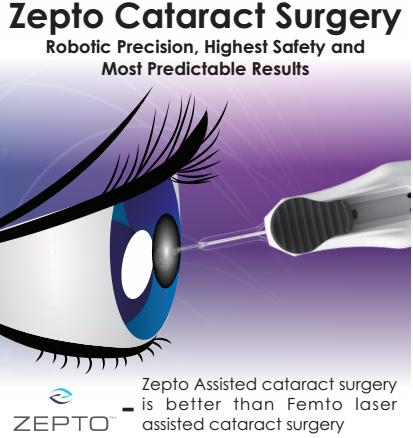 Zepto Cataract Surgery in Mulund