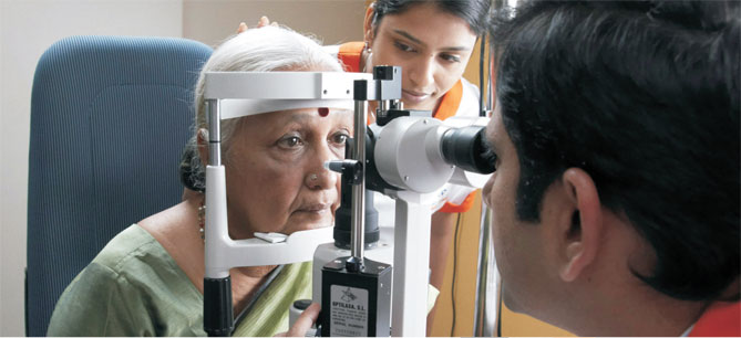 Is Eyecare Cheap in India ?